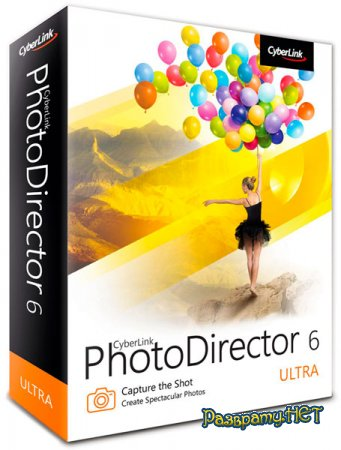 CyberLink PhotoDirector Ultra 6.0.6225.0 Final + RUS