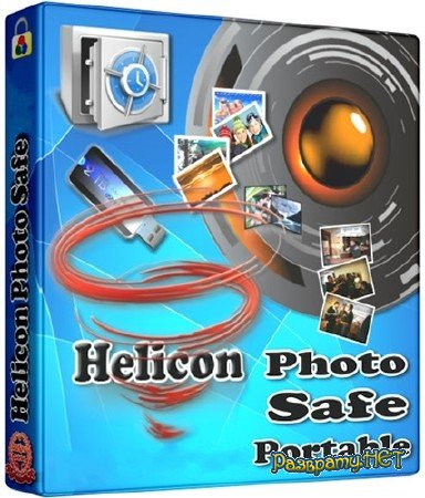 Helicon Photo Safe 4.50.1 Portable