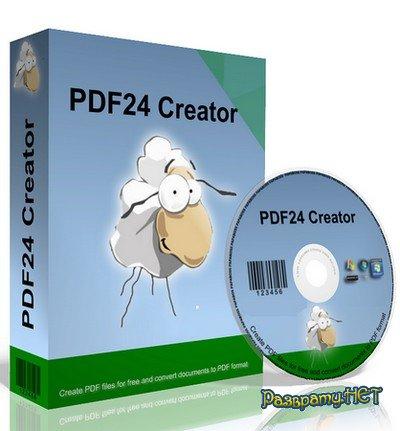 PDF24 PDF Creator 7.0.6