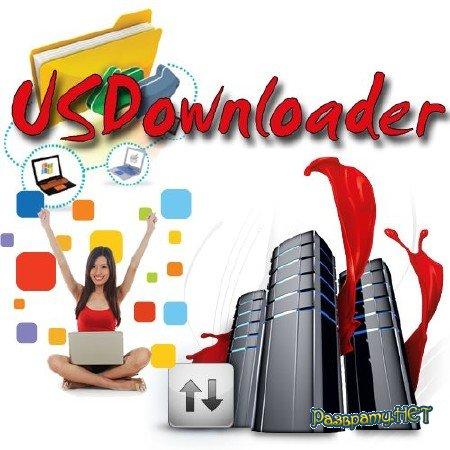 USDownloader 1.3.5.9 (21.07.2015) RU/EN Portable