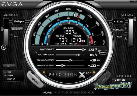 EVGA Precision X 5.3.6